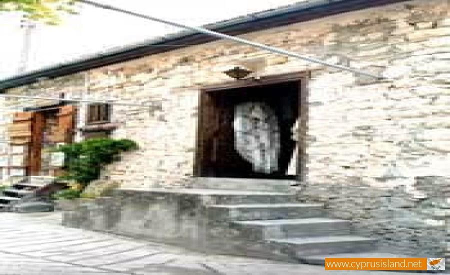 omodos private museum