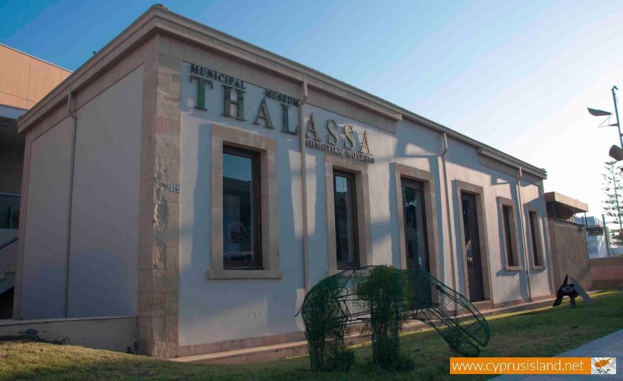 thalassa museum ayia napa
