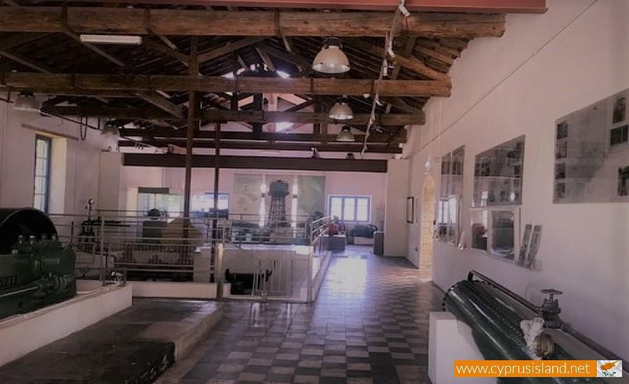 water museum cyprus