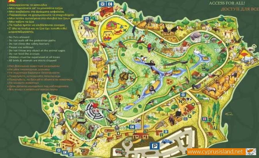 paphos bird park