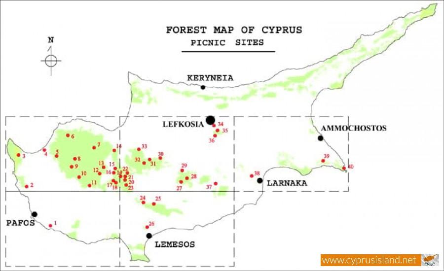 picnic-sites-cyprus