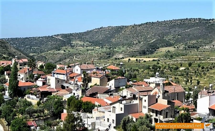 agios amvrosios village limassol