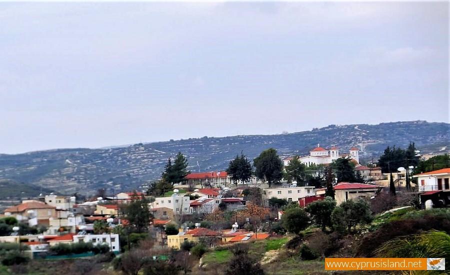 agios amvrosios village