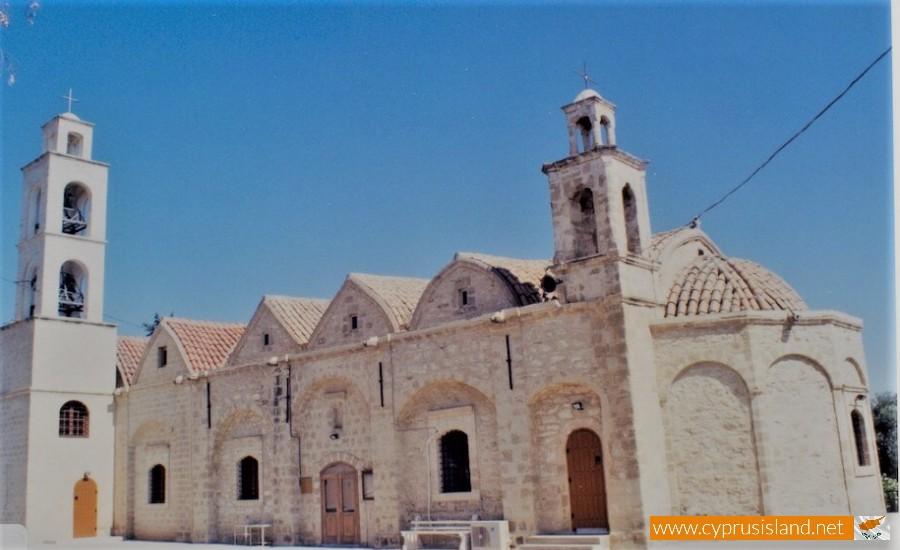 agios nikolaos church deftera