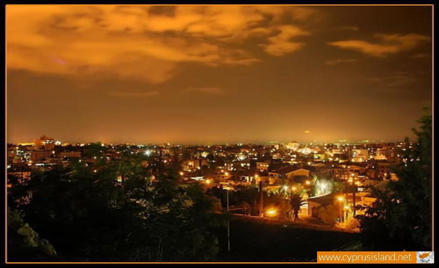 Aglantzia City