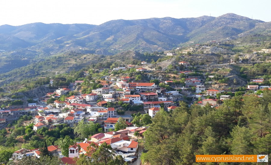 agridia village cyprus