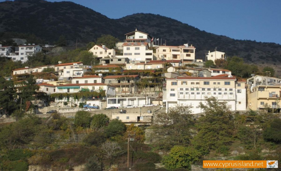 agros village cyprus