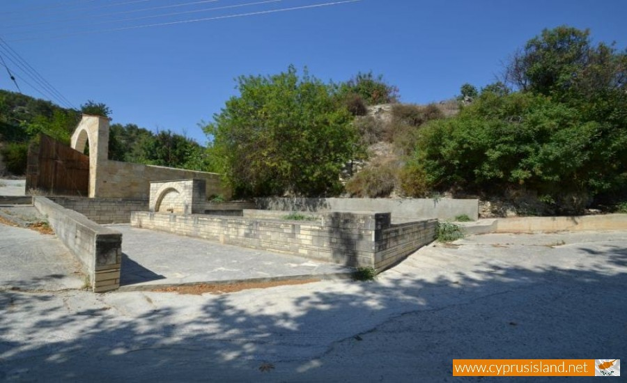 archimandrita village paphos