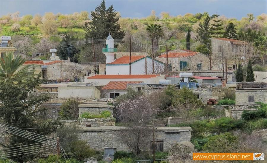 choulou village paphos
