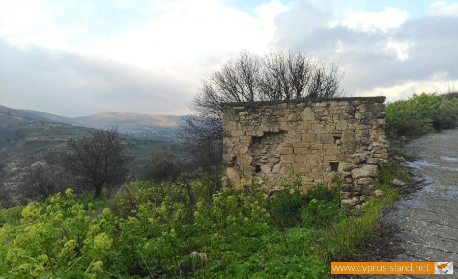 Gerovasa - Trozena village