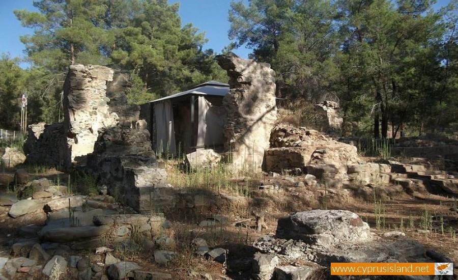 gialia village paphos