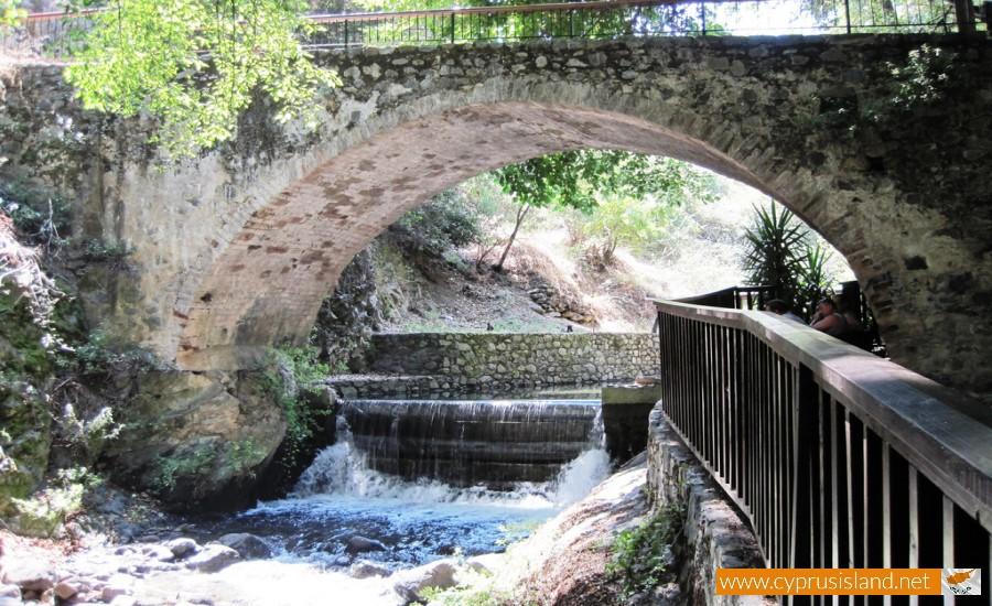 kakopetria bridge