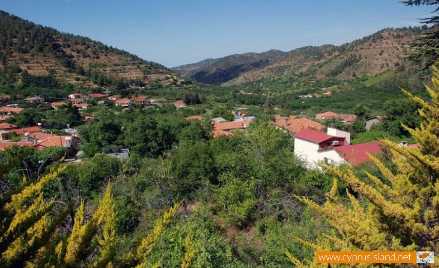 kambos village cyprus