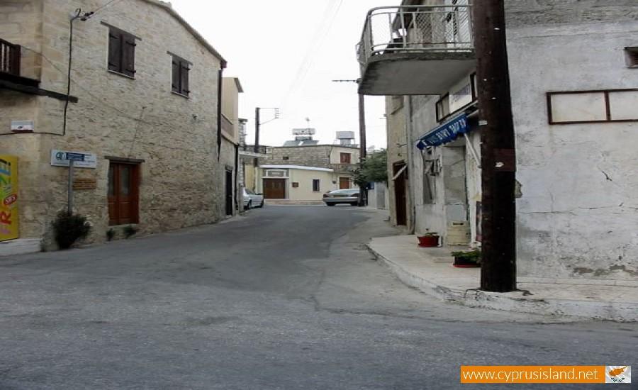 kathikas village cyprus