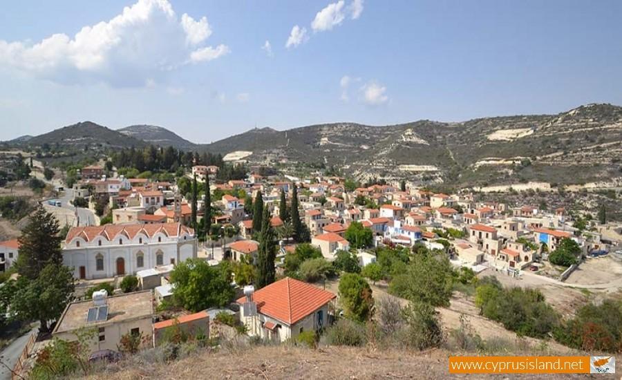 kato drys village cyprus