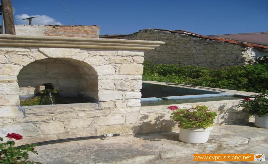 kedares village cyprus