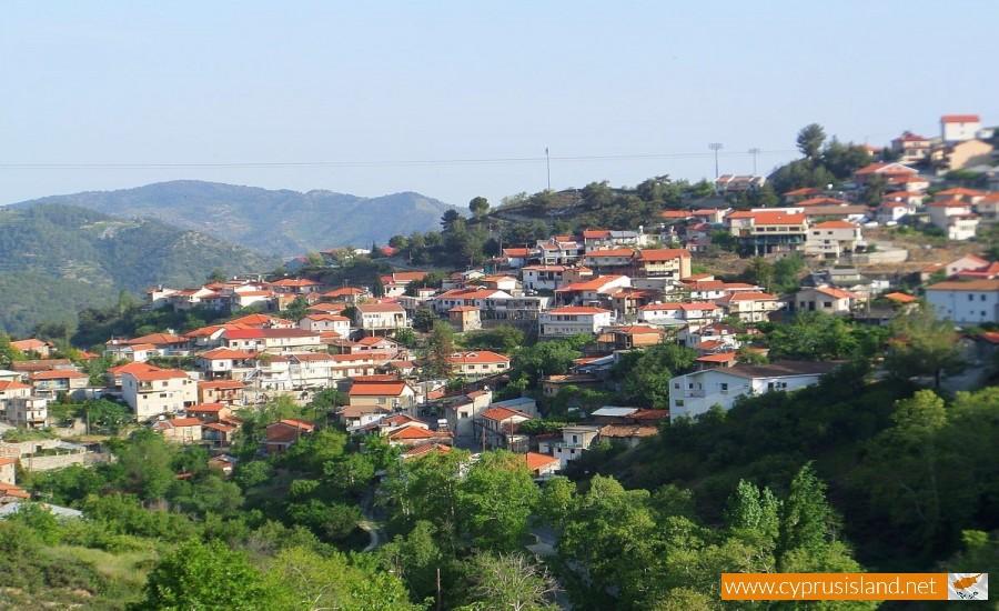 Kyperounta Village