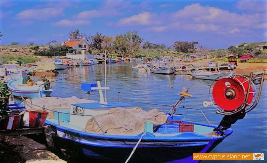 liopetri village famagusta
