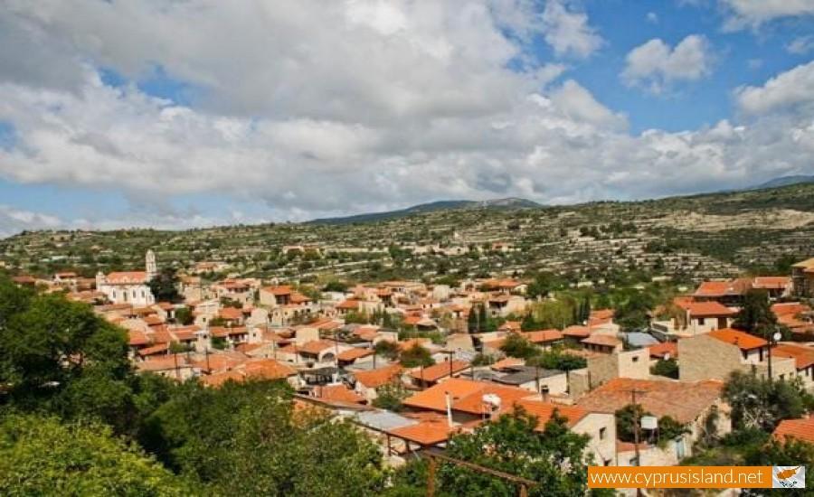 Lofou Village – Limassol
