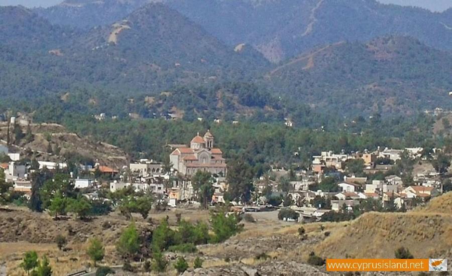mathiatis village nicosia