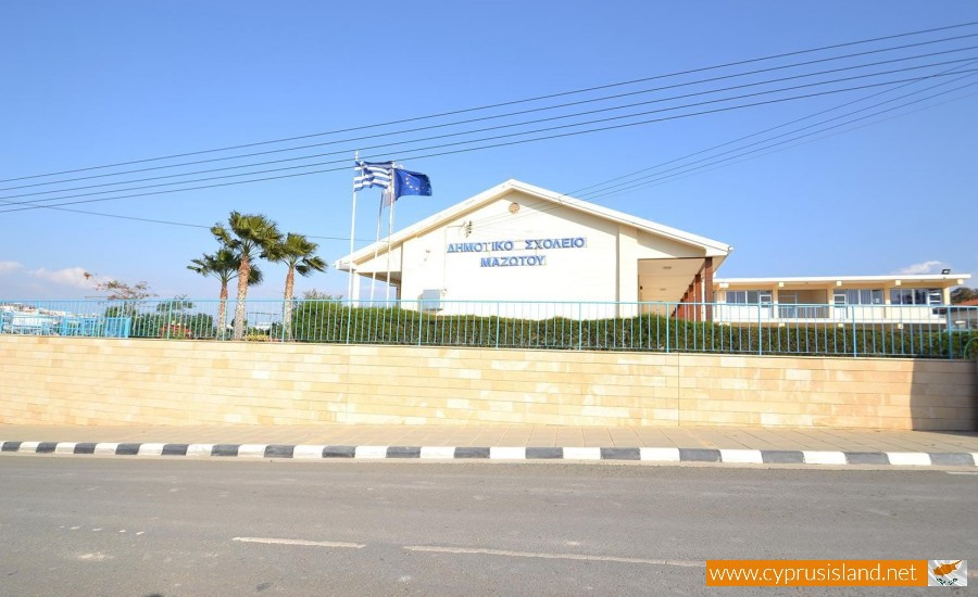 mazotos village
