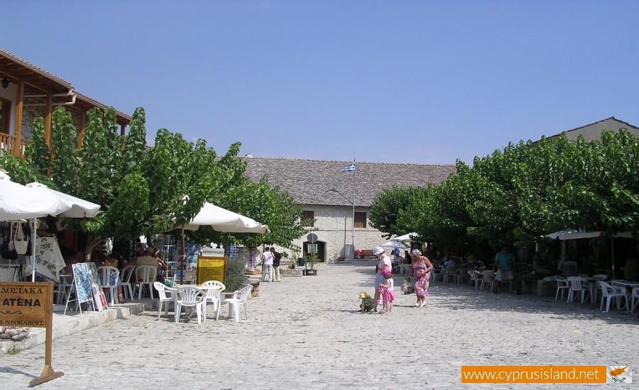 omodos cyprus