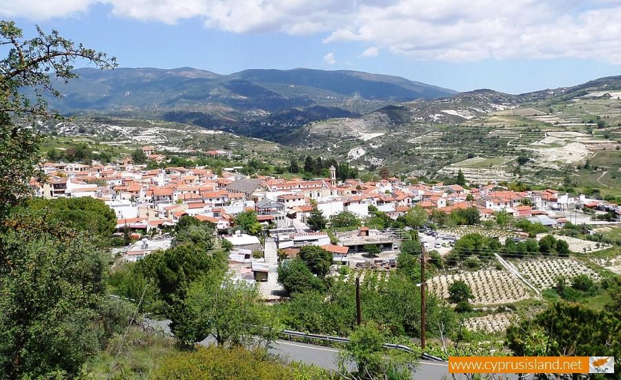 Omodos Village - Limassol