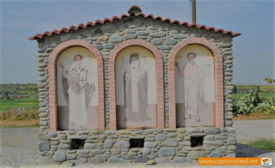 orounta village nicosia cyprus