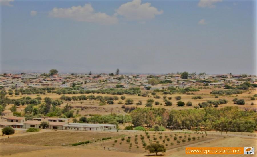 orounta village nicosia