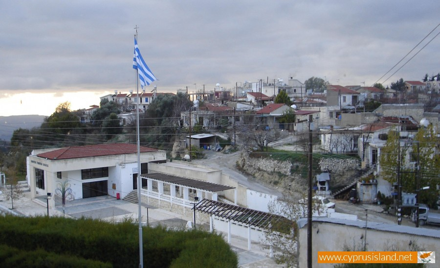 panagia village paphos