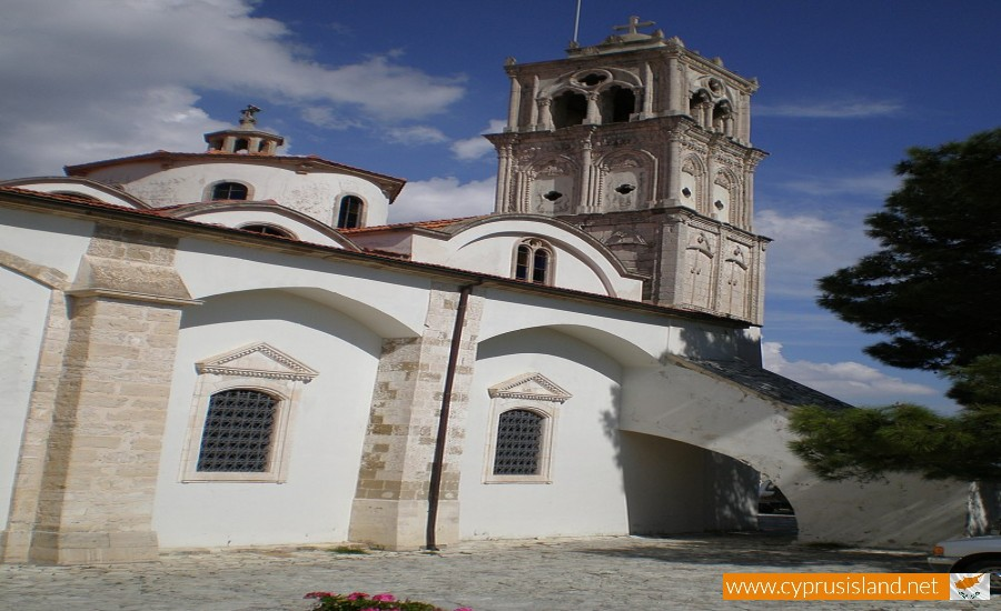 pano lefkara church