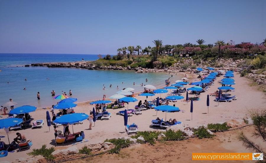 paralimni beach cyprus