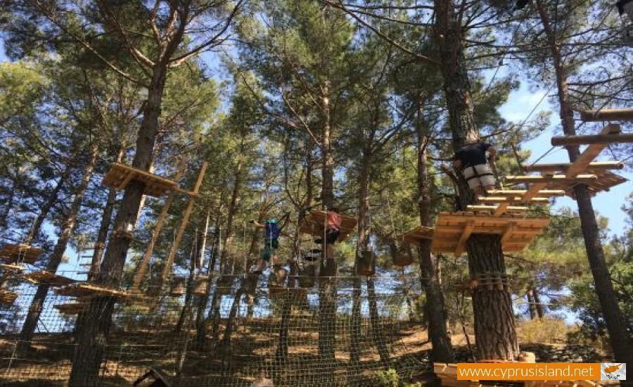 platres adventure park
