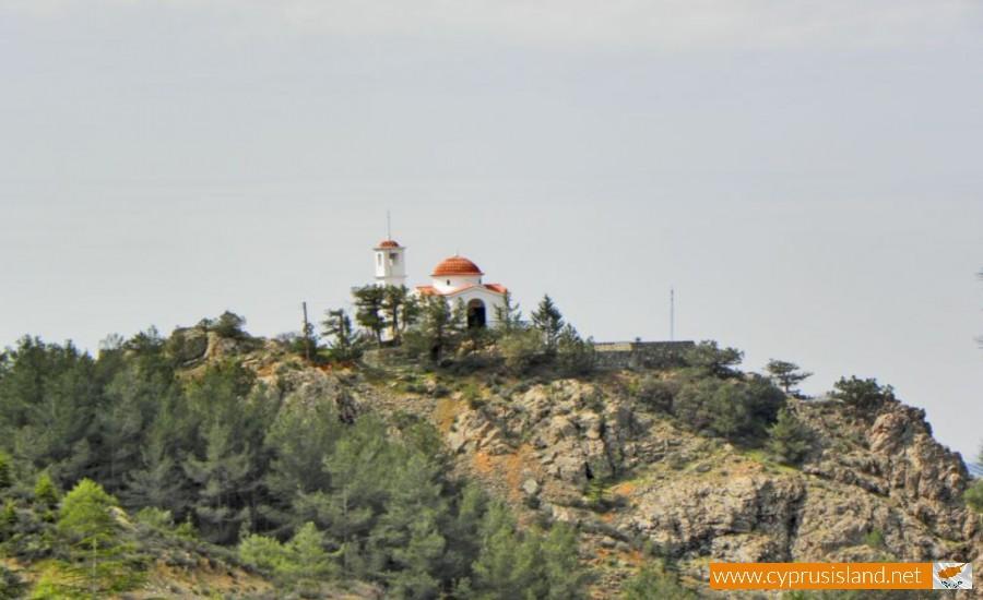 prophet elias chapel agridia
