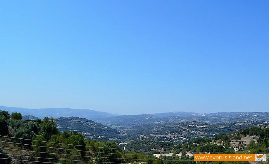 psathi village paphos