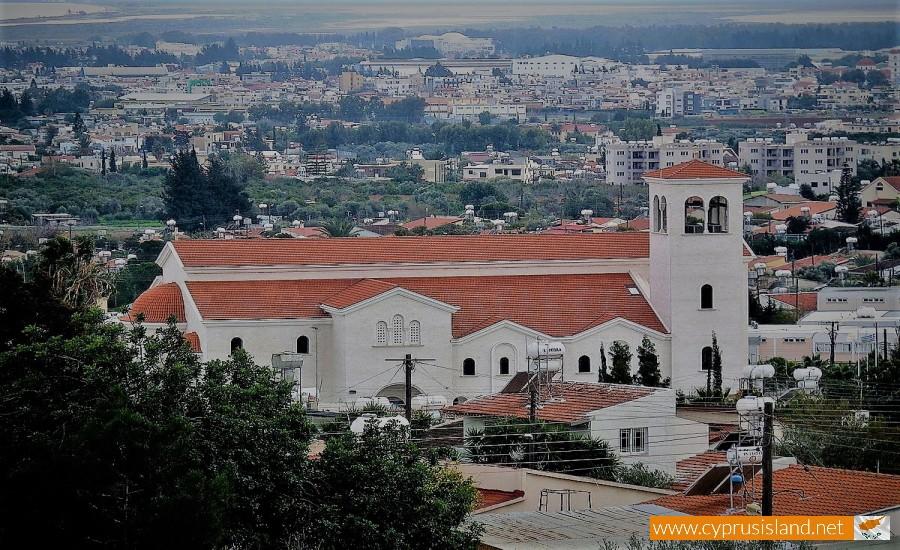 timios stavros new church