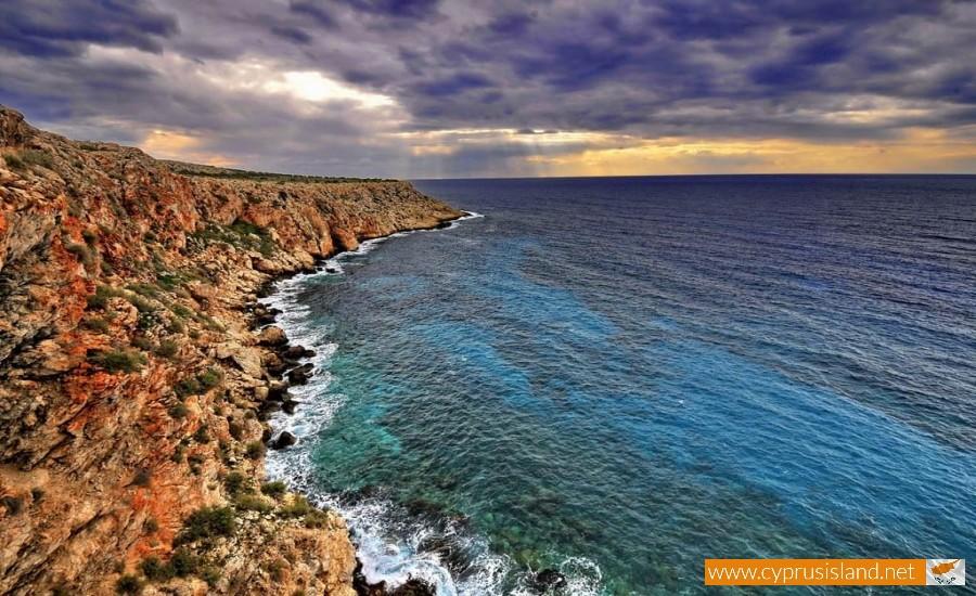 xylofagou sea