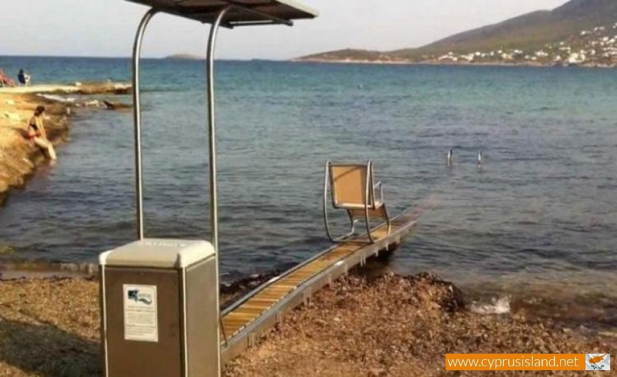 wheelchair accessibility cyprus