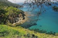 Beautiful view of Akamas coast