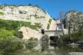 Asprokremmos Dam Overflowing 3