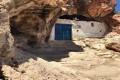 agioi saranta church cave protaras
